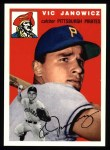 1954 Topps Archives #16  Vic Janowicz  Front Thumbnail