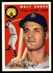 1954 Topps Archives #18  Walt Dropo  Front Thumbnail