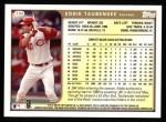 1999 Topps #189  Eddie Taubensee  Back Thumbnail