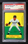 1964 Topps Stand Up  Claude Osteen  Front Thumbnail