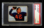 1950 Bowman #27  Sid Luckman  Front Thumbnail