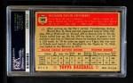 1952 Topps #149 CRM Dick Kryhoski  Back Thumbnail