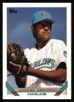 1993 Topps #627  Andres Berumen  Front Thumbnail