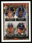 1993 Topps #423  Ryan Klesko  Front Thumbnail