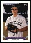 1993 Topps #523  Doug Bochtler  Front Thumbnail