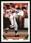1993 Topps #631  Jeff Brantley  Front Thumbnail