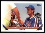 1993 Topps #751  Eric Hillman  Front Thumbnail