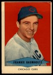 1954 Red Heart  Frank Baumholtz    Front Thumbnail