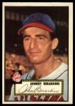 1952 Topps #253  John Berardino  Front Thumbnail