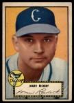 1952 Topps #50  Marv Rickert  Front Thumbnail