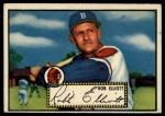 1952 Topps #14 RED Bob Elliott  Front Thumbnail