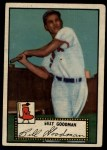 1952 Topps #23  Billy Goodman  Front Thumbnail