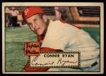 1952 Topps #107  Connie Ryan  Front Thumbnail