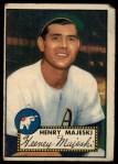 1952 Topps #112  Hank Majeski  Front Thumbnail