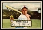 1952 Topps #160 CRM Owen Friend  Front Thumbnail