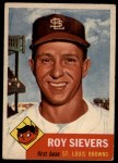 1953 Topps #67  Roy Sievers  Front Thumbnail
