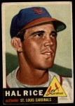 1953 Topps #93  Hal Rice  Front Thumbnail