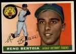 1955 Topps #94  Reno Bertoia  Front Thumbnail