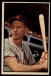 1953 Bowman #101  Red Schoendienst  Front Thumbnail