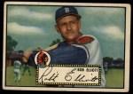 1952 Topps #14 BLK Bob Elliott  Front Thumbnail