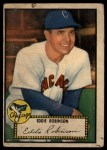 1952 Topps #32 RED Eddie Robinson  Front Thumbnail
