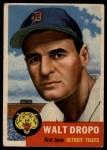 1953 Topps #121  Walt Dropo  Front Thumbnail
