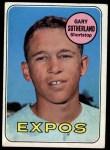 1969 Topps #326  Gary Sutherland  Front Thumbnail