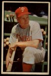 1953 Bowman #10  Richie Ashburn  Front Thumbnail