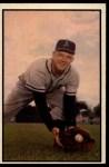 1953 Bowman #130  Cass Michaels  Front Thumbnail