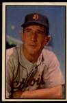 1953 Bowman #132  Fred Hutchinson  Front Thumbnail