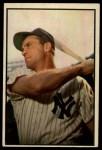 1953 Bowman #84  Hank Bauer  Front Thumbnail