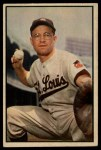 1953 Bowman #70  Clint Courtney   Front Thumbnail