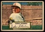 1952 Topps #46 RED Gordon Goldsberry  Front Thumbnail
