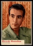 1953 Topps Who-Z-At Star #34  Ricardo Montalban  Front Thumbnail