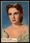 1953 Topps Who-Z-At Star #5  Joan Leslie  Front Thumbnail