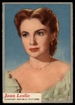 1953 Topps Who-Z-At Star #5  Joan Leslie  Front Thumbnail