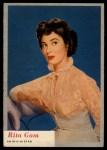 1953 Topps Who-Z-At Star #60  Rita Gam  Front Thumbnail
