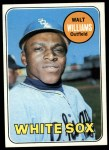 1969 Topps #309  Walt Williams  Front Thumbnail
