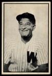 1953 Bowman B&W #46  Bucky Harris  Front Thumbnail