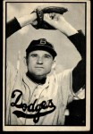 1953 Bowman B&W #26  Preacher Roe  Front Thumbnail