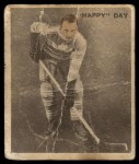 1933 World Wide Gum Ice Kings #10  Clarence Hap Day  Front Thumbnail