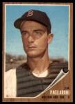 1962 Topps #81  Jim Pagliaroni  Front Thumbnail