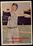 1957 Topps #304  Joe Cunningham  Front Thumbnail
