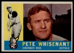 1960 Topps #424  Pete Whisenant  Front Thumbnail