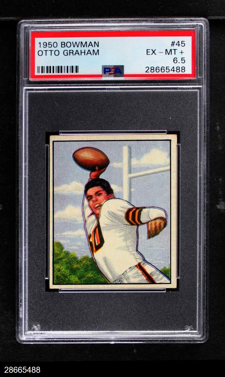 1950 Bowman #45  Otto Graham