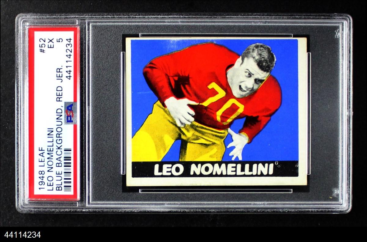 1948 Leaf #52  Leo Nomellini