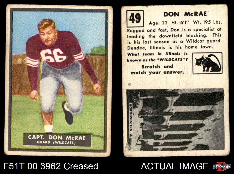1951-Topps-Magic-49-Don-McRae-VG