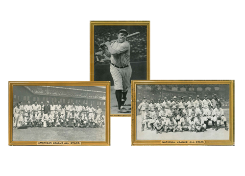 1934 Goudey Premiums (R309-1) Baseball Cards