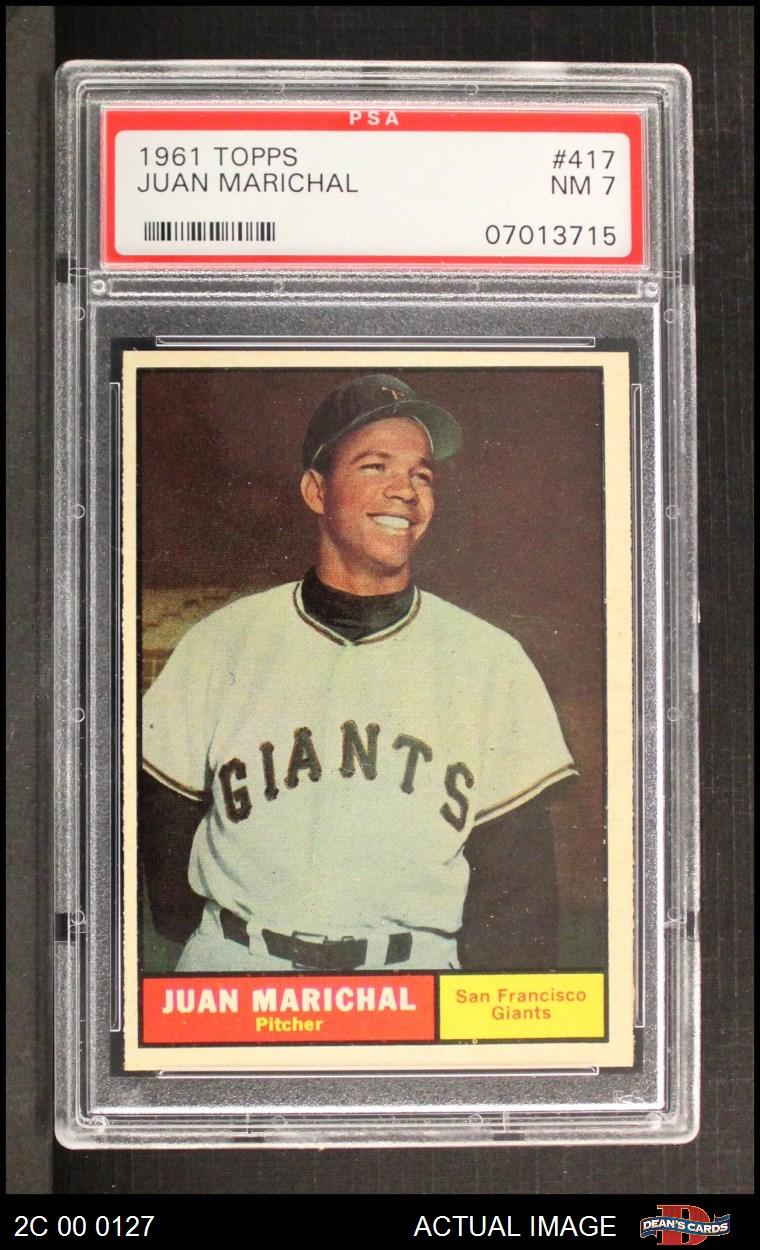 Verzamelingen 1961 Topps #167 San Francisco Giants Team Baseball Card Verzamelkaarten, ruilkaarten