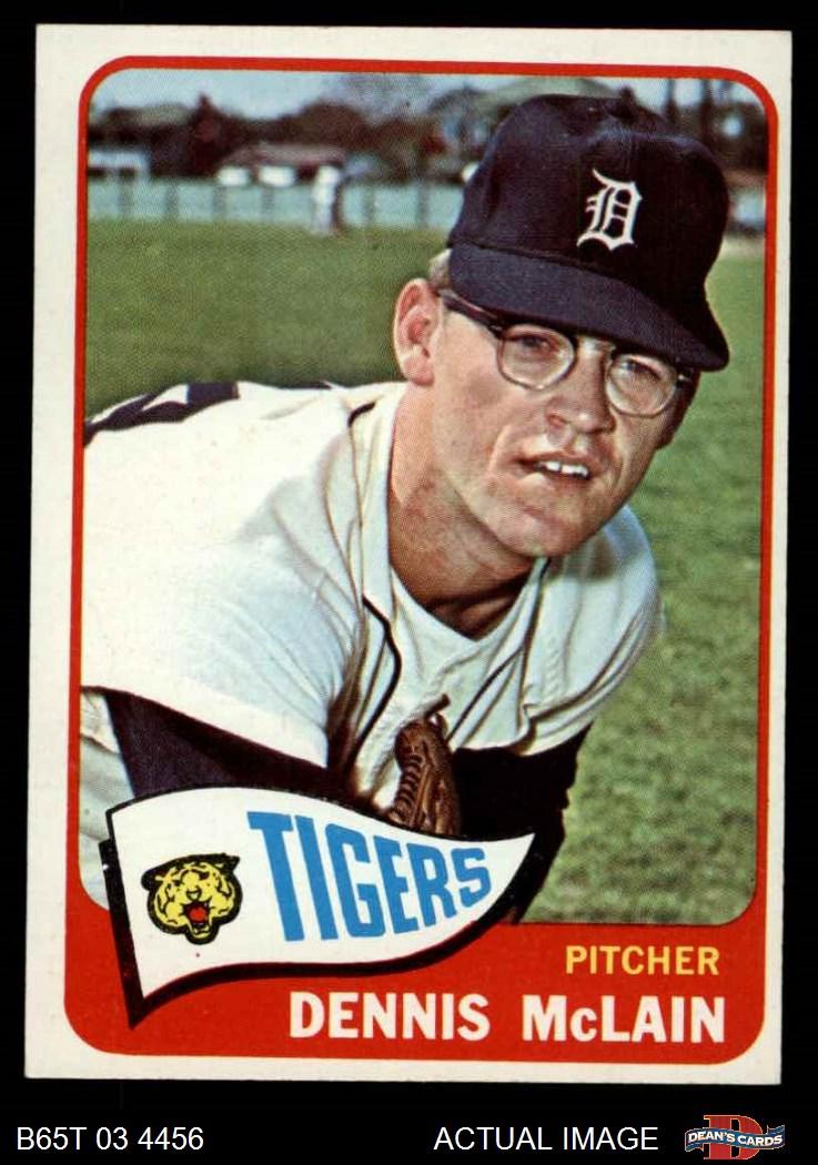 1965 Topps #130 Al Kaline Detroit Tigers Baseball Card Verzamelingen